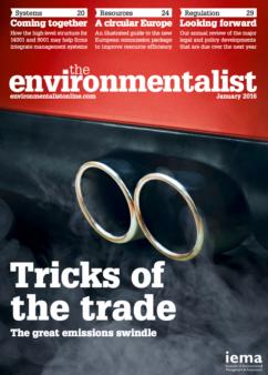 Environmentalist January 2016