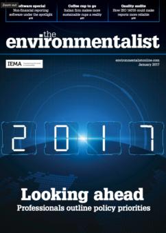 Environmentalist January 2017