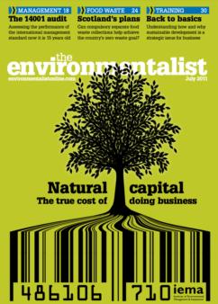 Environmentalist July 2011