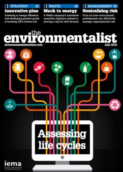 Environmentalist July 2012