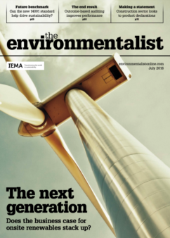 Environmentalist July 2016
