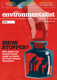 Environmentalist July August 2017