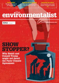 Environmentalist July August 2017