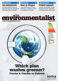 Environmentalist June 2011