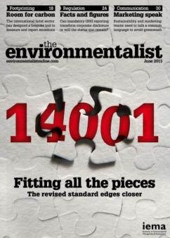 Environmentalist June 2013
