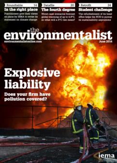 Environmentalist June 2014