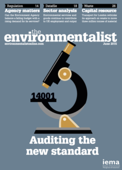 Environmentalist June 2015