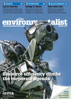 Environmentalist March 2011