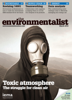 Environmentalist March 2012