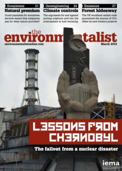 Environmentalist March 2014