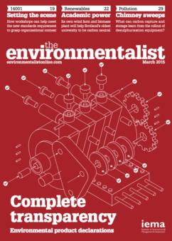 Environmentalist March 2015