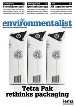 Environmentalist March 2016