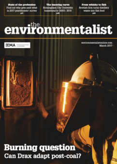 Environmentalist March 2017