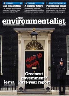 Environmentalist May 2011
