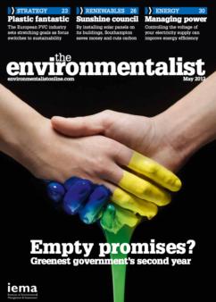 Environmentalist May 2012