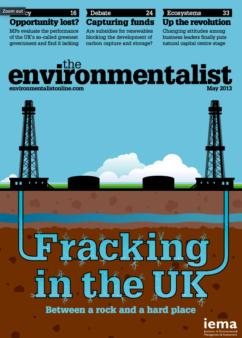 Environmentalist May 2013