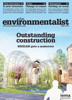 Environmentalist May 2014