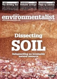 Environmentalist May 2015