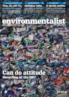 Environmentalist November 2011