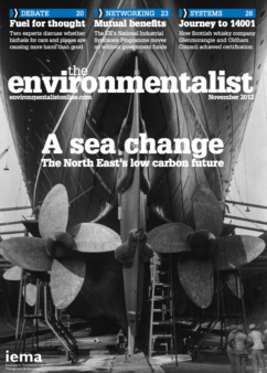 Environmentalist November 2012