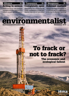 Environmentalist November 2014