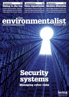 Environmentalist November 2015