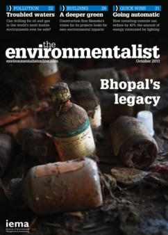 Environmentalist October 2011