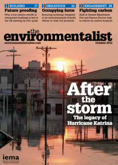 Environmentalist October 2012