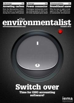 Environmentalist October 2013