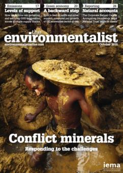 Environmentalist October 2015