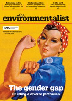 Environmentalist October 2016