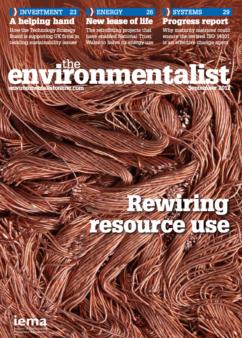 Environmentalist September 2012