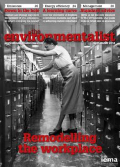 Environmentalist September 2014