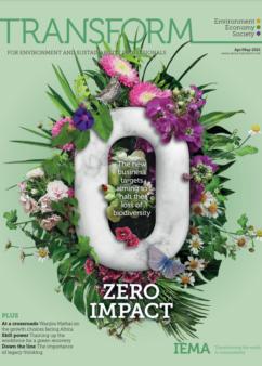 Transform April May 2021 cover