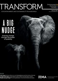 Transform February 2020 cover