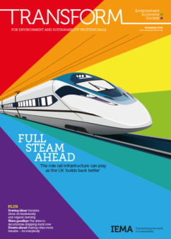 Transform November 2020 cover