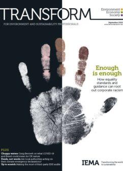 Transform September 2020 cover