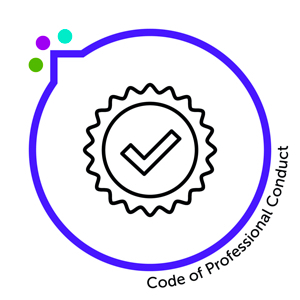 icon for IEMA code of professional conduct