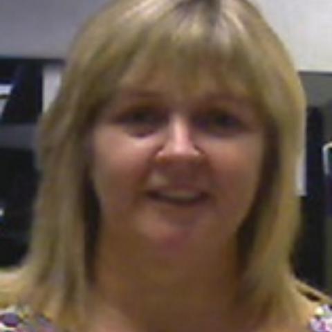 Portrait photograph of Susan Smitherman