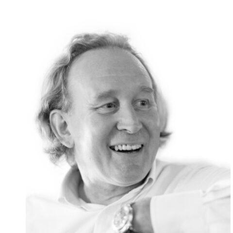 Portrait photograph of Ian Bamford