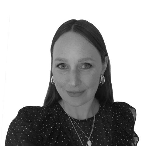 Portrait photograph of Jocelyn Stark-Bright