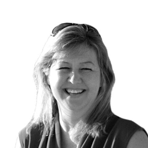 Portrait photograph of Louise Nicholls