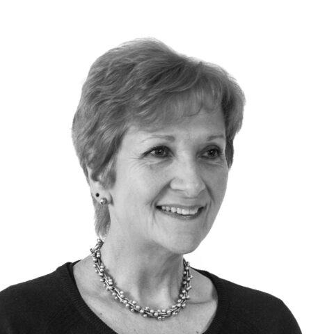 Portrait photograph of Sue Buxey