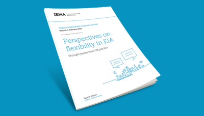 Web impact assessment outlook journal