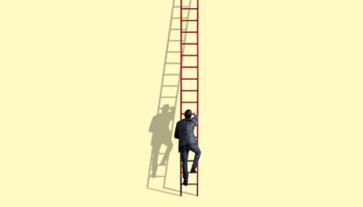 Web ladder istock 1006243960