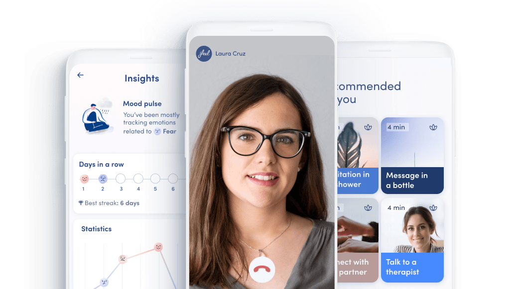 ifeel: Modern emotional support your employees will love