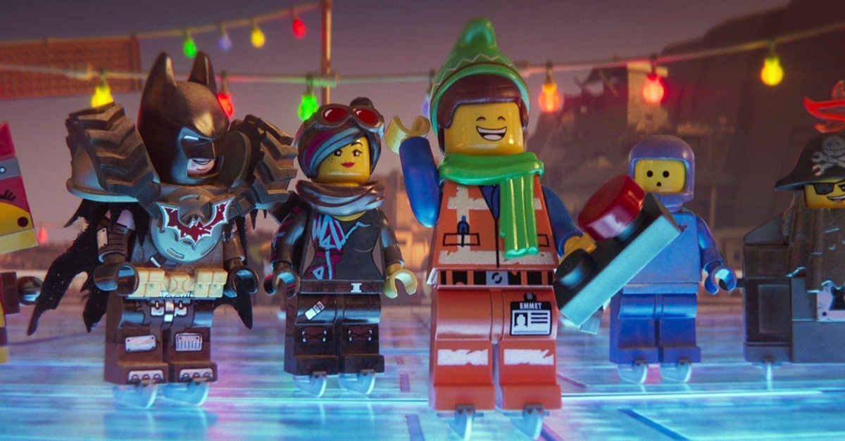 LEGO Video Branded Content