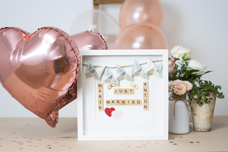 Geldgeschenk Karte Hochzeit Basteln.Press Loft Freude Verschenken Originelle Geschenke Zur