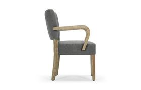 Fine Press Loft Image Of Irvington Carver Dining Chair Graphite Dailytribune Chair Design For Home Dailytribuneorg