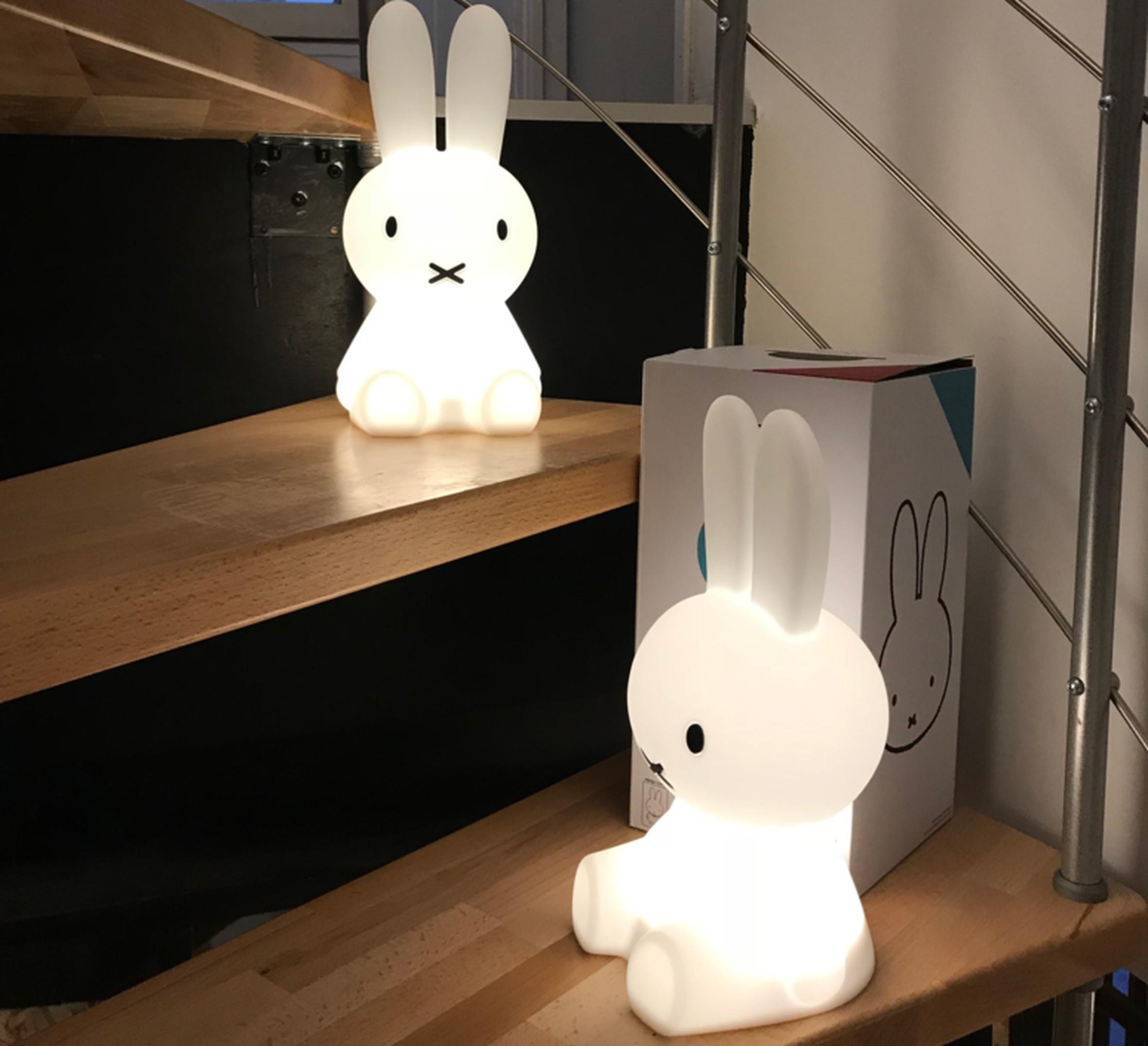 Lampe Veilleuse Lapin Miffy press loft | image of lampe, veilleuse, lapin, miffy - my